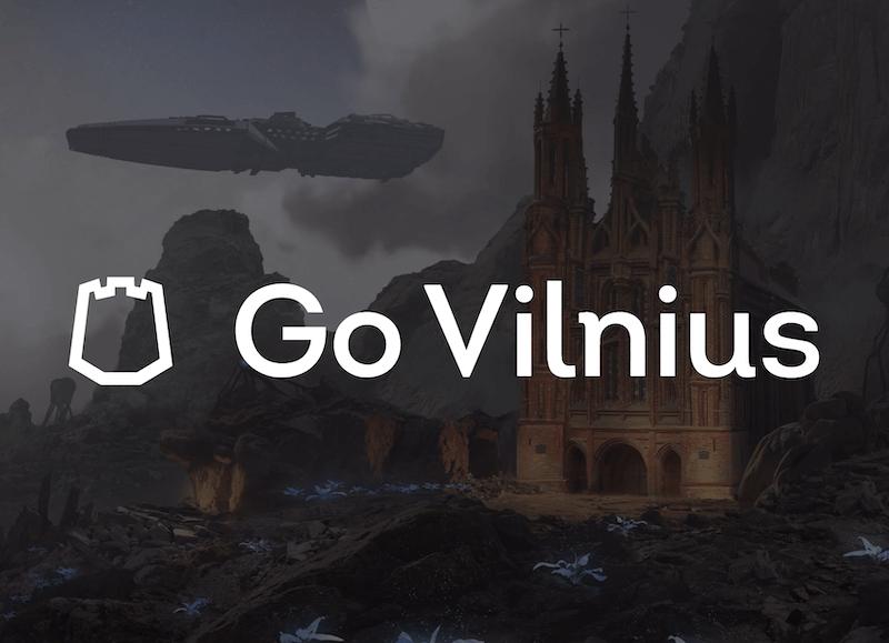 Go Vilnius papildytos realybės filtrai
