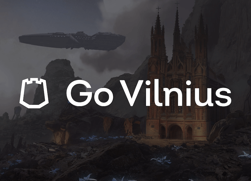 Apsaugota: Go Vilnius papildytos realybės filtrai